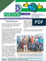 DEADP Newsletter Nov04