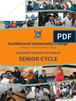 Castleknock Community College - Senior Cycle
