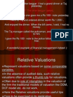 Relative Valuations FINAL.ppt