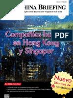 Companias holding en Hong Kong y Singapur (CB 2012/05)