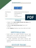 Job Sheet Heacting Perineum