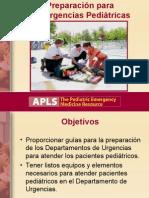01 Preparación para Emergencias Pediátricas