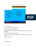 Advance SAP FICO Training Page 1