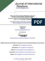 European Journal of International Relations 2013 Dunne 405 25