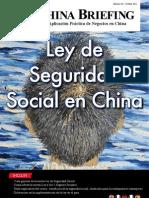 Ley de Seguridad Social (CB 2011/10)
