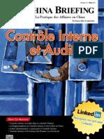 Controle Interne et Audit (CB 2012/03)