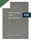 Boris Apsen - Repetitorij Vise Matematike 1