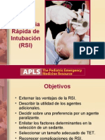03c Secuencia Rápida de Intubación