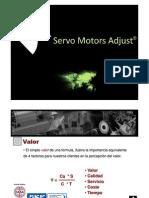 Servo Motors Adjust Spanish