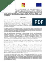 Bando Pelagie Pantelleria attività produttive regione Sicilia