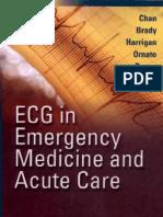 Ecg in Emergency Medicine and Acute Care-2005