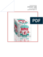 Tutorial Photoshop - Liverpool Cube