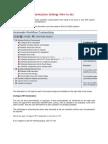 SAP Workflow Customization Settings.docx