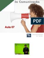 Teoria da Comunicação_Aula07
