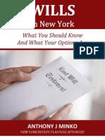 Wills in New York