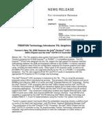 Trenton Technology Single Board Computer T4L News Release