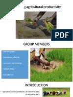 agricultural marketng