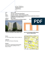 Review of Proposed Demolition for Parking Lot at 4483 Lindell