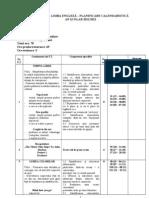 Planificare Calendaristica Model Cls VIII Snapshot Intermediate Revizuit