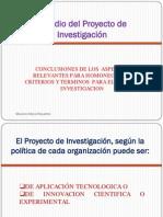 El Proyecto de Investigaci+¦n Dise+¦o