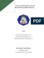 laporan Praktikum Perkecambahan