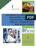 Diplomado SNIP-2013- II Convocatoria
