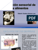 evaluacinsensorialdelosalimentos-110203175213-phpapp01