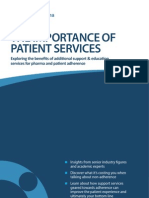 The Importance Of Patient Services