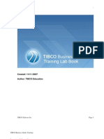 Laboratorio TIBCO