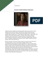 Tokoh Ekonomi Tekstil Sukses Indonesia