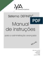 100011469 - Manual de Intruções_Administração Avançada Avaya