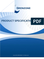 Grenzone Products
