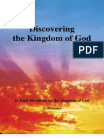 Kingdom of God Devotions
