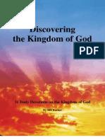 Kingdom of God Devotions