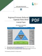 Concept Paper Forensic Lab for Uganda Police 20130906 v1