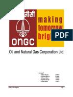 CSR ONGC