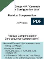 H5a Verzosa Residual Compensation