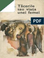 Marie Chaix Tacerile Sau Viata Unei Femei