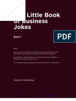 The Little Book of Business Jokes Vol1