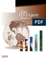 Top Us Export Markets 2009