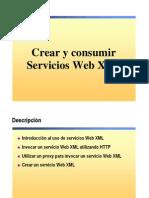 11.- Servicios Web XML