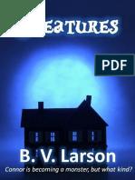 B v Larson - Creatures (Epub)
