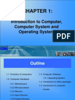 CHAPTER 1 - Introduction to Computer
