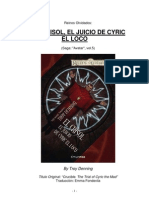 Reinos Olvidados - Avatar 05 - El Crisol, El Juicio de Cyric El Loco by Troy Denning (1993)