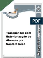 Manual Transp 3U CWDM Cont Seco