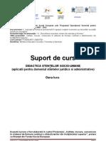 Socio-umane Drept - 2013 Doc
