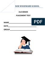 2ND GRADE PLACEMENT TEST.docx