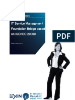 Sample Exam Itsm Foundation Bridge Brazilian Portuguese