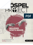 Gospel Project Unit 1 Session 3 Personal Study Guide