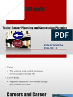 Career Planning and Succession Planning Ppt